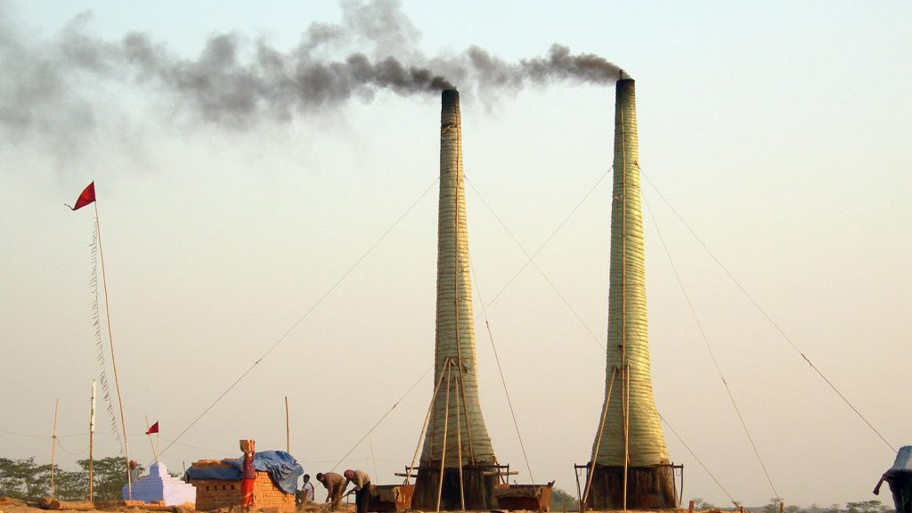 The most energy efficient brick kiln