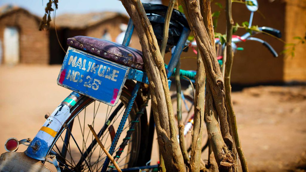 Measuring the Impact of Bicycles in Burkina Faso   By Joe Peier